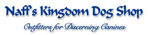 link to Naffs Kingdom Dog Shop website