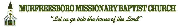 link to Murfreesboro Missionary Baptist Church website